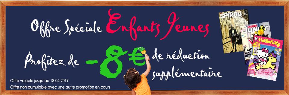 Catalogue Web Enfants Mars 2019 |PROMOS