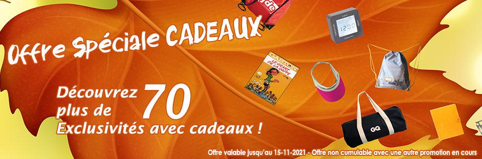 Catalogue Web Cadeaux 2021 |CADEAUX