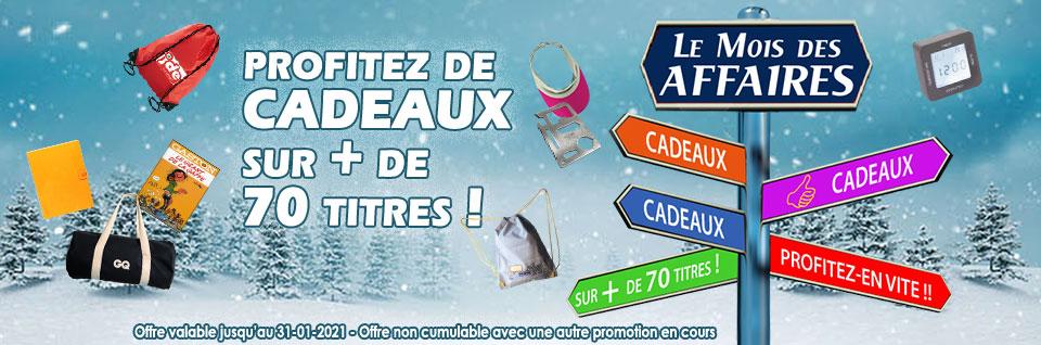 Catalogue Web Cadeaux 2021  CADEAUX