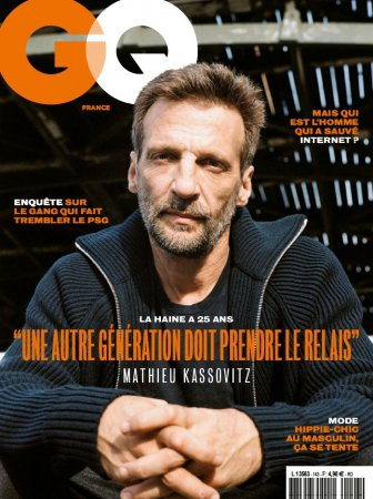 GQ - GENTLEMEN'S QUARTERLY