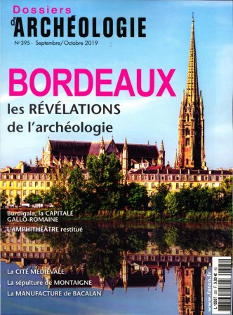 DOSSIERS D'ARCHEOLOGIE