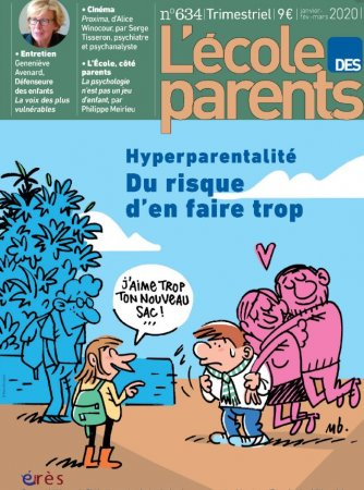L'ECOLE DES PARENTS