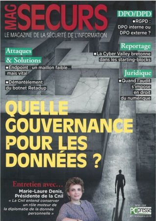 CYBER-RISQUES (ANCIENNEMENT MAG SECURS)