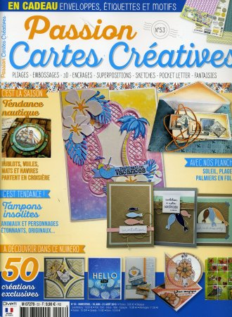 PASSION CARTES CREATIVES