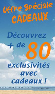 Offres Cadeau Aout 2019 |CADEAUX