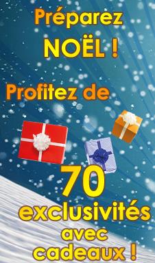 Offre Cadeaux Noël 2019