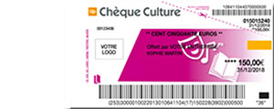 Chèque Up Culture