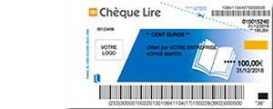 Chèque Up Lire