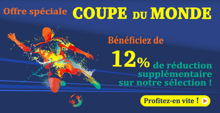 A2Presse - Catalogue WEB Coupe du Monde Juin 2018|PROMOS